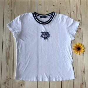 BRANDY MELVILLE Short Sleeve Top